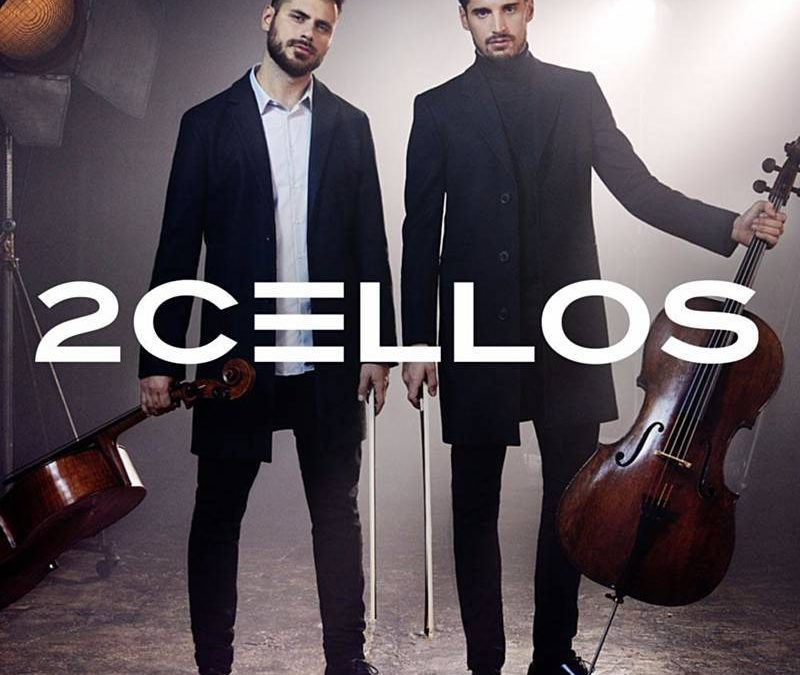 See 2Cellos in November with Princess Palm on the Beach