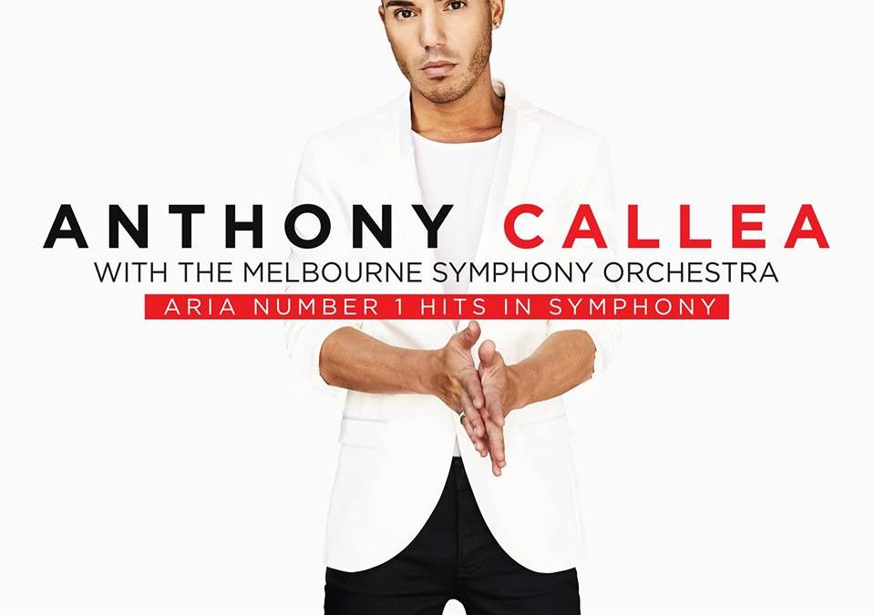 Catch Anthony Callea at The Star Gold Coast This August