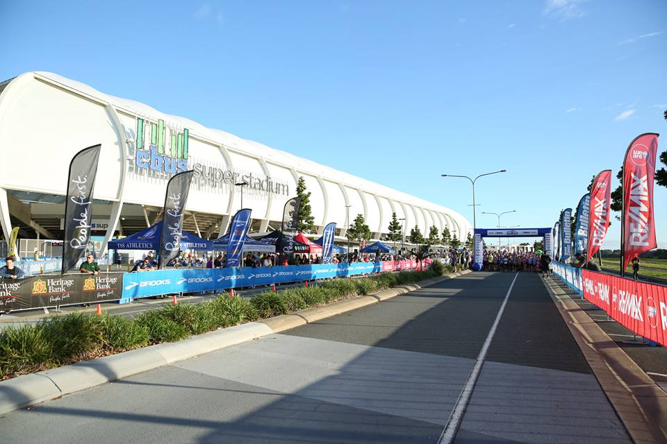 Get Active at the Gold Coast Running Festival in Robina!