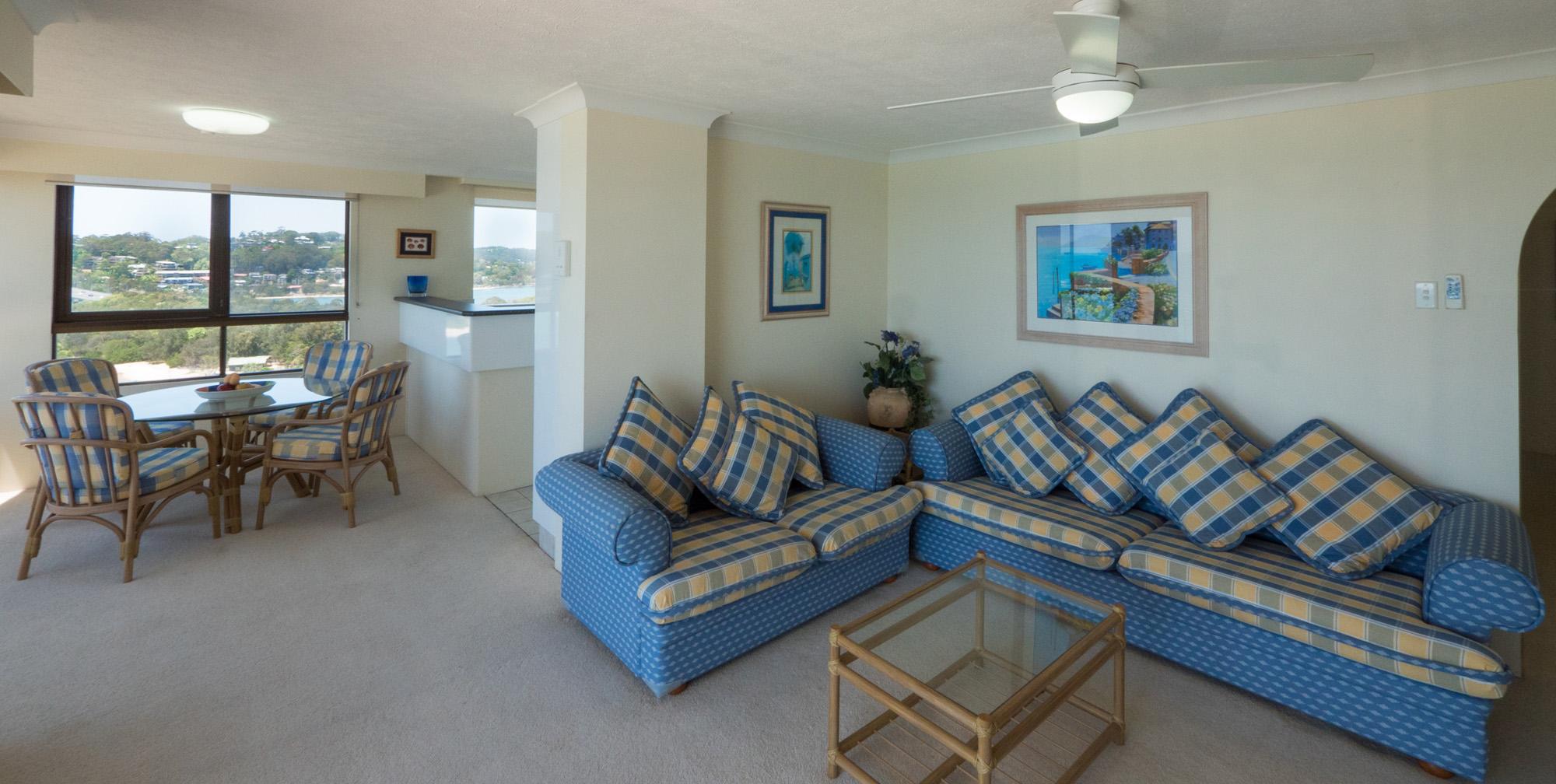 Princess Palms Lounge Room