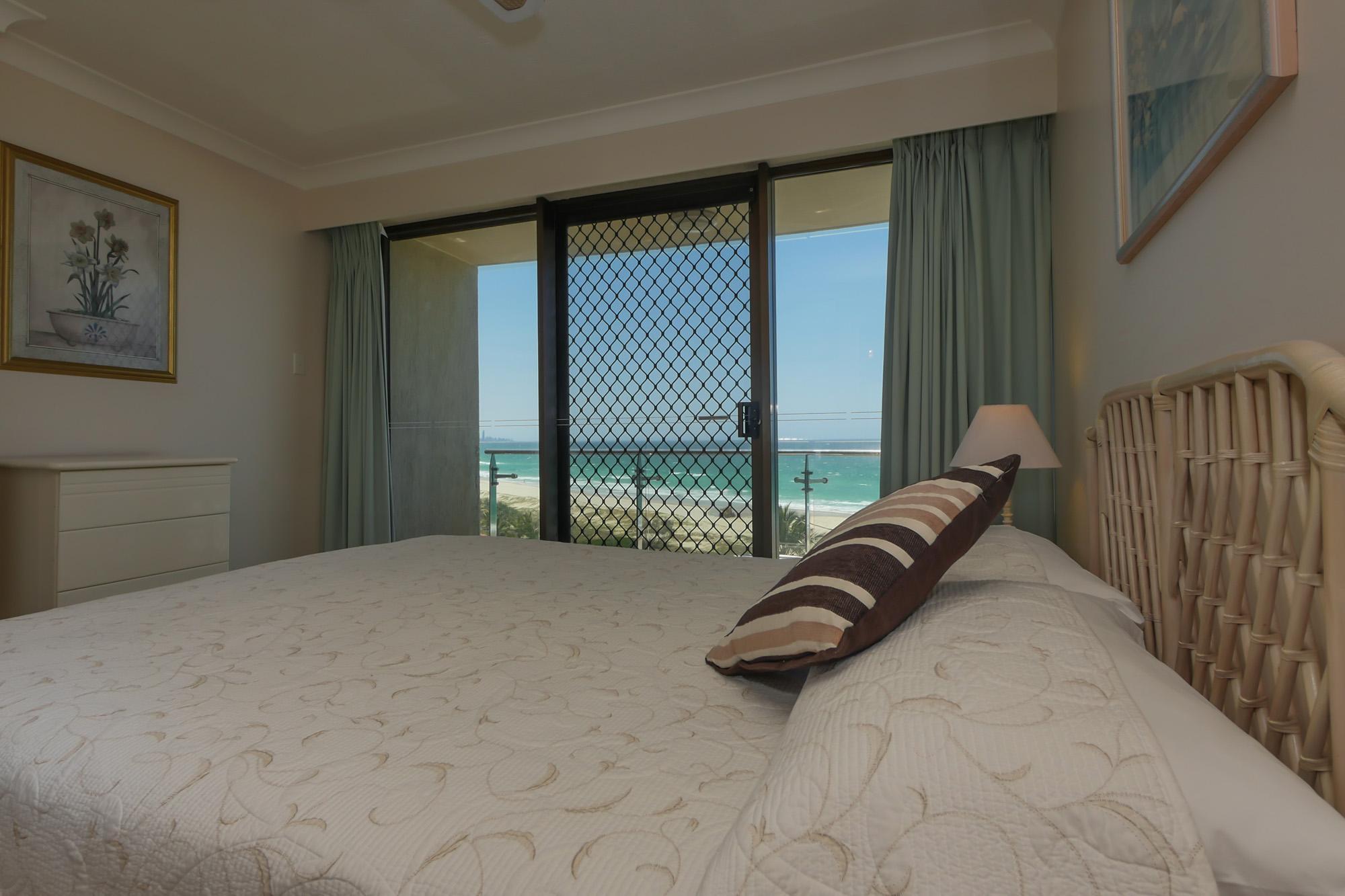 Princess Palm Bedroom