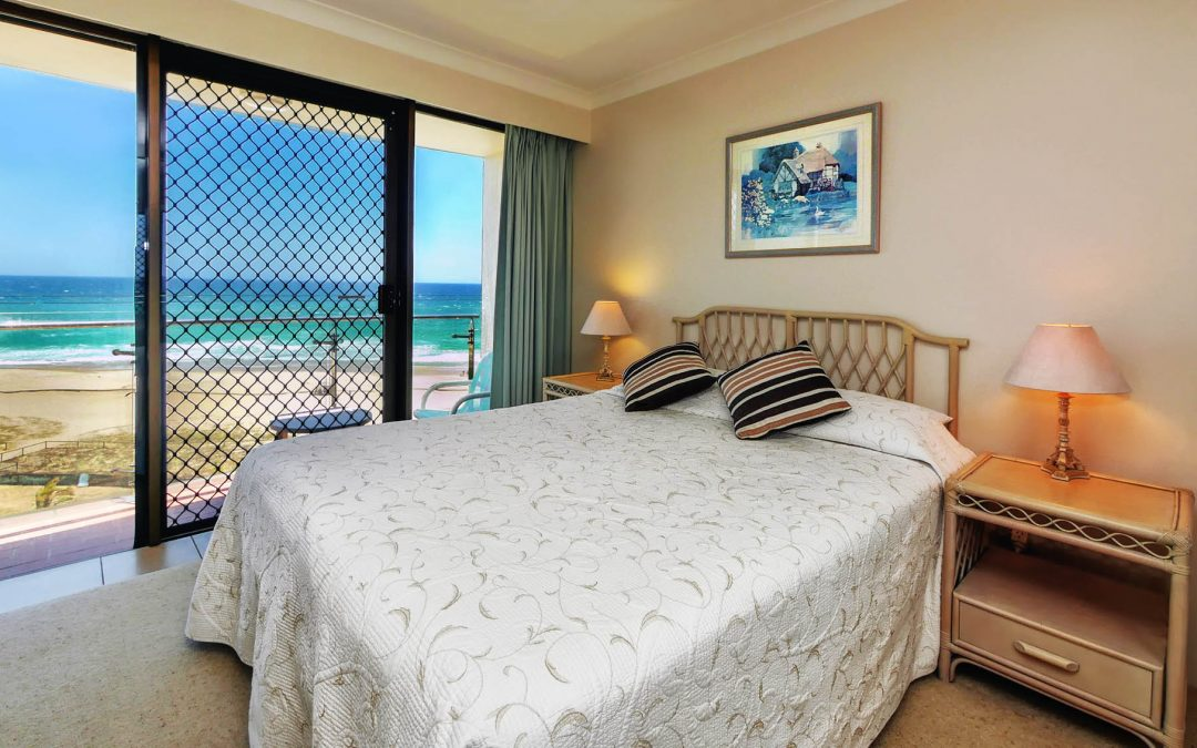 Enjoy the Perfect Beachfront Getaway for Two at Princess Palm Gold Coast