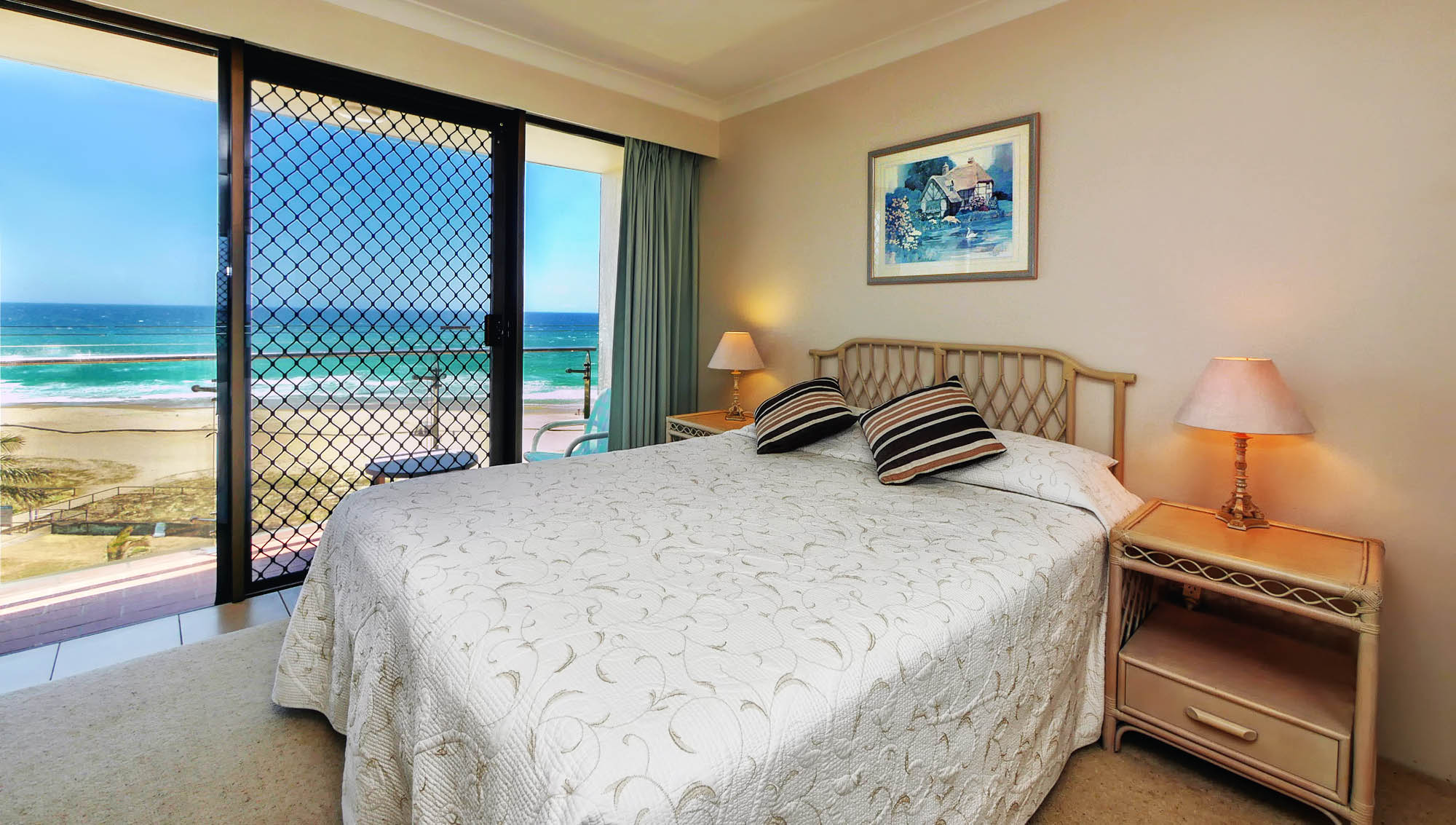 Princess Palms Bedroom