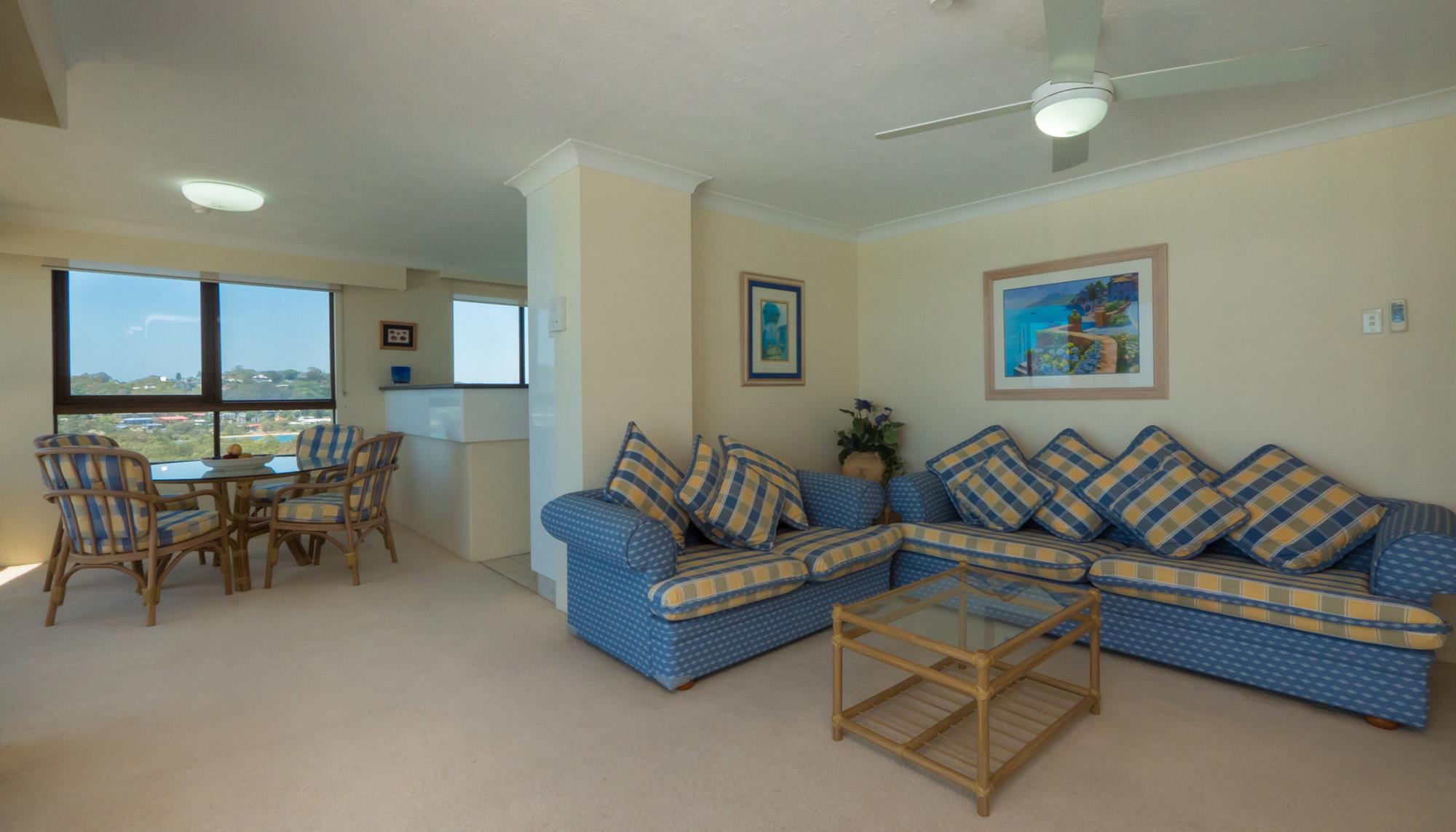 Princess Palms - lounge room